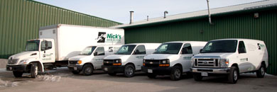 WHAT'S NEW AT NICK'S