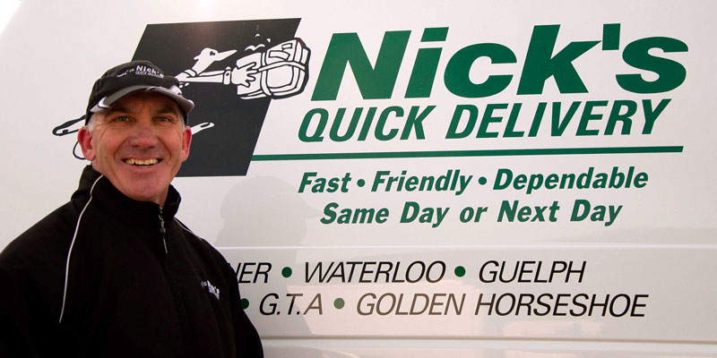Nick - Nick's Quick Delivery
